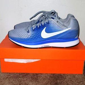 NIB Nike Air Zoom Pegasus 34 Athletic Shoes SIZE 8